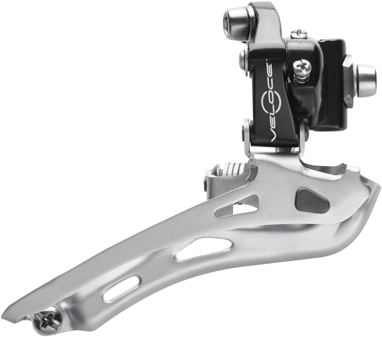 CAMPAGNOLO Veloce Racercykel forskifter 2-speed 31,8mm sølv | Find cykeltilbehør på nettet ...